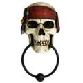 """PT12375 - 8"""" Pirate Door Knocker"""