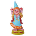 """PT12418 - 13.75"""" Groovy Lady Gnome"""