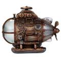 "PT12506 - 5.875"" Steampunk Submarine LED"