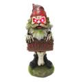 "PT12597 - 10"" Skeleton Gnome"
