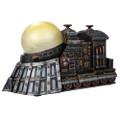 "PT12601 - 5.5"" Steampunk Locomotive  w/LED"