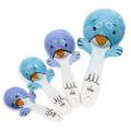 "PT12604 - 4.75"" Bluebirds Measuring Spoon Set"