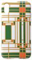 """YTC1817 - 5.58"""" high iPhone X Case Frank Lloyd Wright Oak Park Skylight"""