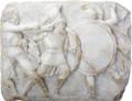 """YTC8815 - 22"""" long Greek Hoplites in Battle"""