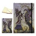 PT12634 - Dragon Charmer Embossed Journal