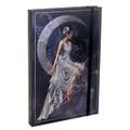 PT13173 - Frost Moon Embossed Journal