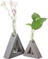 YTC9243 - Frank Lloyd Wright Organic Bud Vase Small Triangle
