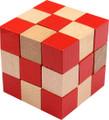 YTC1829 - Frank Lloyd Wright Cube 3D Puzzle