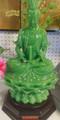 "Quan Yin ""Jade"" Turntable Statue"