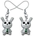 DD2880 - Furrybones Bun-Bun Earrings