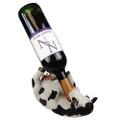 """PT09562 - 11.25"""" Cow Guzzler Wine Holder"""