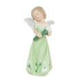 "PT10141 - 5.25"" Calla Lilly Floral Angel"