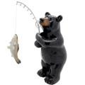"PT13762 - 5"" Black Bear Fishing"