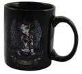 """PT90102 - 3.75"""" Stevie Ceramic Mug"""