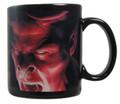 """PT90114 - 3.75"""" Ceramic Shadow Demon Mug"""