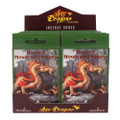 PT13818 - Golden Mountain Dragon Incense Sticks Pack of 12
