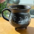 """PT13779 - 5"""" Alchemy Cauldron Mug Bowl"""