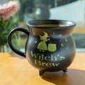 "PT13780 - 5"" Witches Brew Cauldron Mug Bowl"