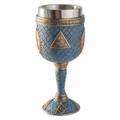 """PT13930 - 7"""" Masonic Goblet"""