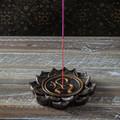 """PT13953 - 4.75"""" Ohm Incense Burner"""