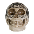 """PT13956 - 5"""" Royal Flush Skull"""