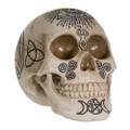 "PT13957 - 5"" Witchcraft Skull"
