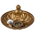 "PT13982 - 8"" Buddha Zen Dish"