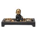 """PT13984 - 7.75"""" Buddha Zen Garden Set"""