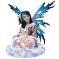 "PT14004 - 5.5"" My Baby Pet Wolf Fairy"