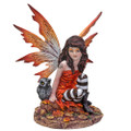 "PT14005 - 6"" My Baby Pet Owl Fairy"