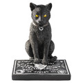 "PT13932 - 7.5"" Spirit Board Ouija Black Cat"