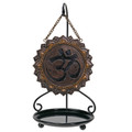 "PT13955 - 10.5"" Mandala Backflow Incense Burner"