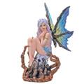 "PT14006 - 7.75"" Rainbow Lily Fairy Contemplation"