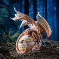 "PT14020 - 8.75"" Planet Jupiter Guardian Dragon"