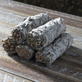 "PT14073 - 4"" long California White Sage Smug Sticks (pk of 5)"