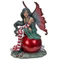 "PT13895 - 3"" Waiting for Santa Fairy"