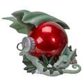 """PT13898 - 6"""" Holiday Treasure Dragon"""