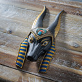 "PT13904 - 10""Anubis Wall Plaque"