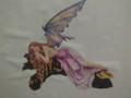 """RA31223 - 11.25"""" Reclining Fairy"""