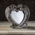 "PT14052 - 5.91"" Dragons Heart Mirror"