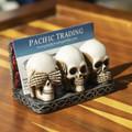 "PT14153 - 3.75"" Skull Card Holder"