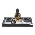 """PT14244 - 5.1"""" Zen Buddha Garden"""