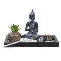 """PT14245 - 5.1"""" Zen Buddha Garden"""