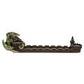 "PT14297 - 11"" long Dragon Incense Boat"