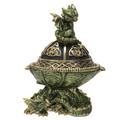 """PT14298 - 6.35"""" Dragon Celtic Box"""