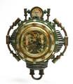 "PT08510 - 10"" Steampunk Wall Clock"
