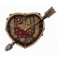 "PT08881 - 11"" Steampunk Clockwork Heart"