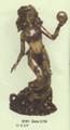 "PT09101 - 8.75"" Bronze-finished Gaia"