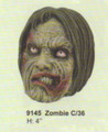 "PT09145 - 4"" Zombie with long hair"