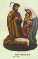 """PT09216 - 7.75"""" Nativity Holy Family"""